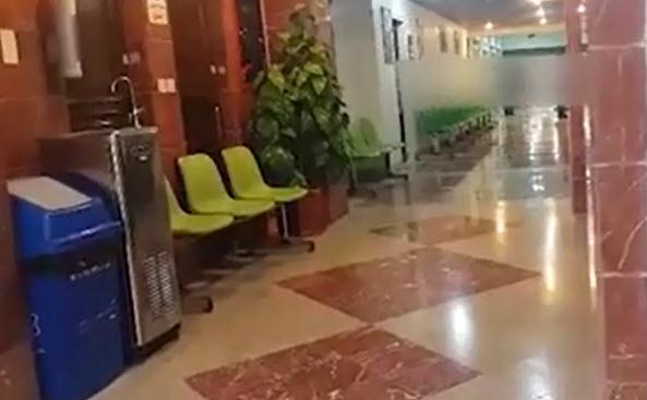 فیلم دیده نشده از لحظه نجات کارمند مجلس توسط نیروهای سپاه