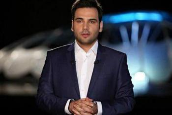سوتی عجیب احسان علیخانی در برنامه ماه عسل