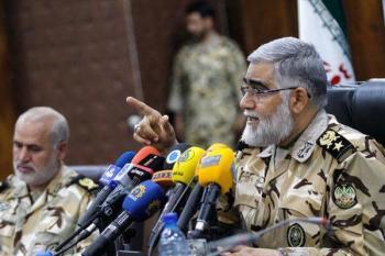 تازه ترین موضع گیری فرمانده عالی رتبه ارتش در قبال تحرکات داعش