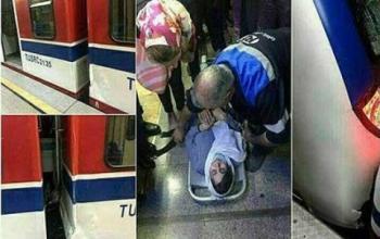 مقصر برخورد قطار مترویطرشت در بازجویی چهگفت؟