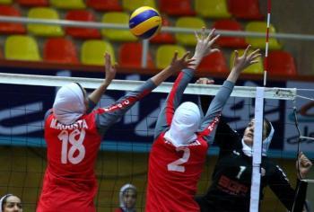 محرومیت سنگین برای دختران والیبالیست ایرانی