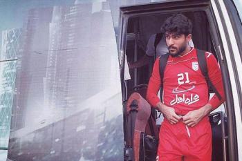 شکایت مالک ایرانی باشگاه لس آنجلس از پرسپولیس به خاطر عابدزاده!