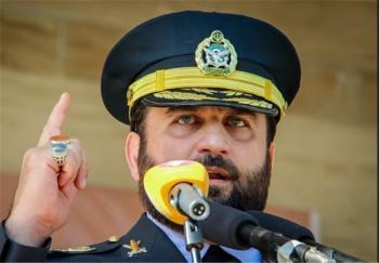 اخطار تند و تیز فرمانده عالی رتبه ارتشی بعد از حمله موشکی سپاه