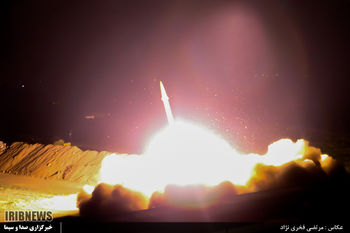 شناسایی مکان دقیق داعشی ها برای حمله موشکی چقدر طول کشید؟