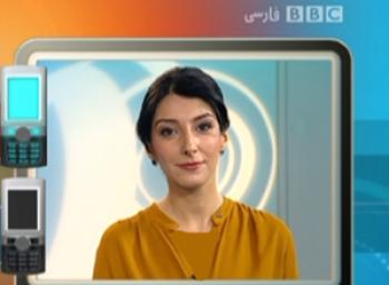 وقتی خبرنگار BBC حمله سپاه ایران را به رخ آمریکا میکشد +عکس