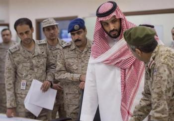 کودتای ولیعد جدید عربستان/ بازداشت ۵ شاهزاده و شماری افسر