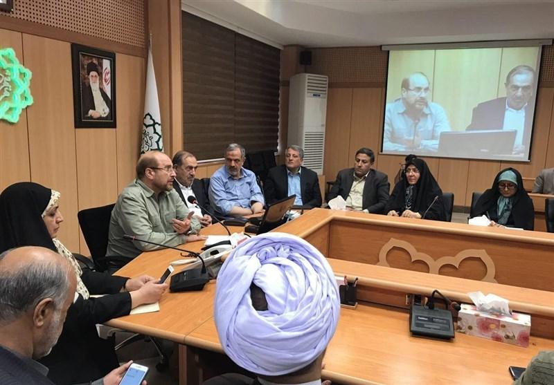 تقدیر مسجدجامعی و الویری از اقدامات قالیباف