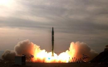 ادعای منافقین درباره حمله موشکی سپاه