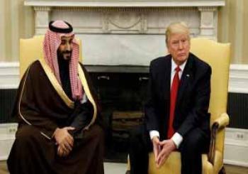 اتفاق نظر ترامپ و ولیعهد جدید عربستان درباره ایران