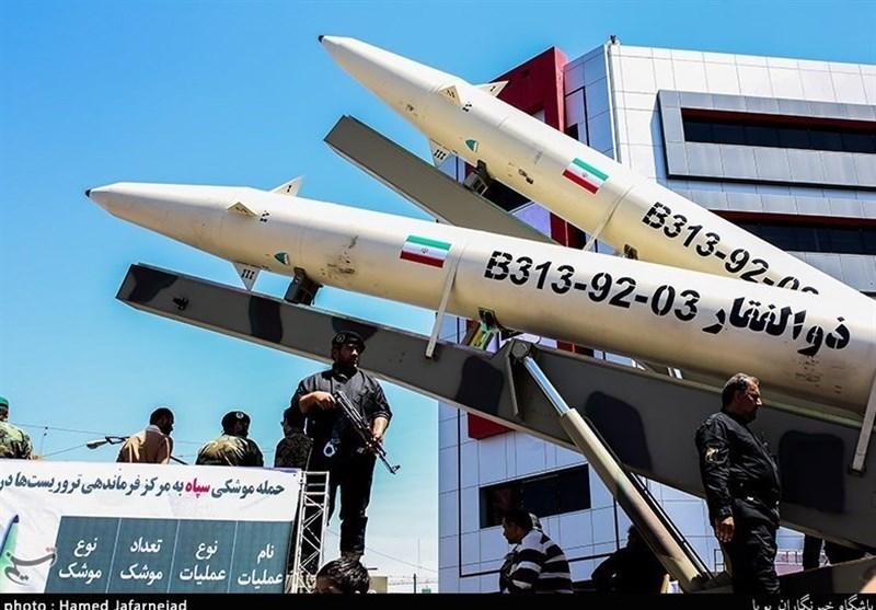رونمایی از لانچرهای جدید موشک داعش کش