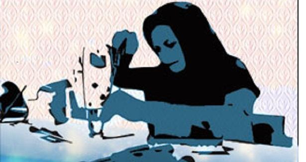 زنانی با دستمزدهای ۱۵۰هزارتومانی!/آمارهای عجیب از زنان کارگر