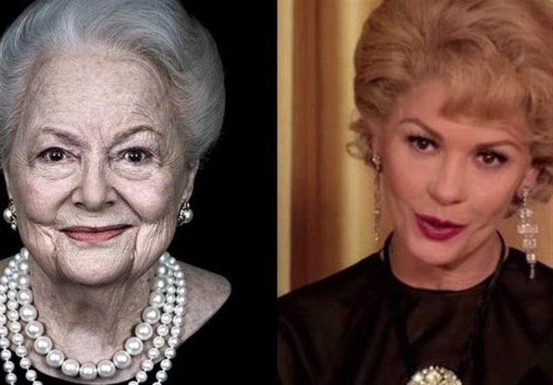 شکایت بازیگر ۱۰۱ ساله زن از سریال مشهور! +عکس