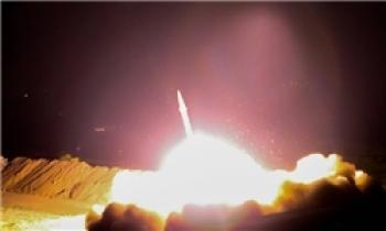 موشک سپاه هشداری برای آل سعود