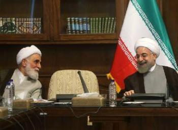 پروژه روحانی – ناطق کلید خورد؟