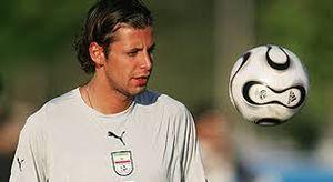 همسر بازیکن ایرانی فوتبال، بانوی نمونه آلمان شد