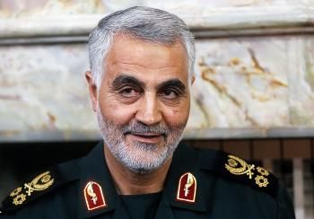 اولین واکنش سردار سلیمانی به حمله موشکی سپاه علیه داعش
