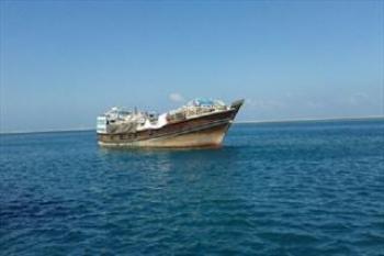 شناور عربستانی در آبهای ایران توقیف شد