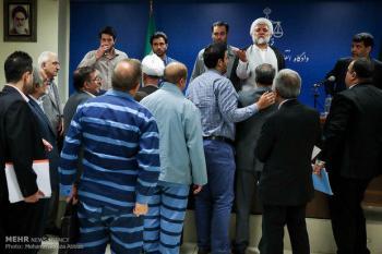 جلسه پرحاشیه دادگاه شرکای بابک زنجانی/ متهم: با اجازه مقامات این کارها را کردم