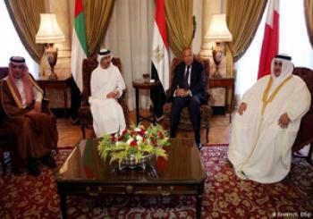 بحران قطر میتواند نظامی شود/ طرح مقابله مستقیم با ایران در منطقه