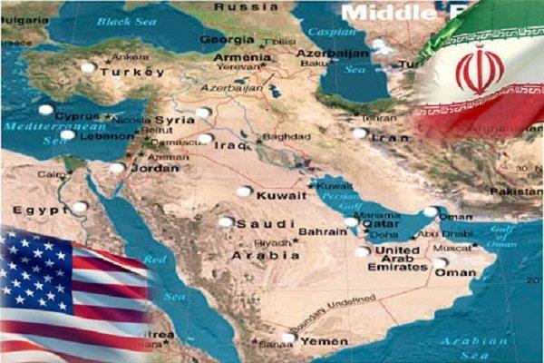 کمکی که آمریکا به ایران کرد