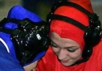 لباس کُشتی زنان ایران تایید شد+عکس