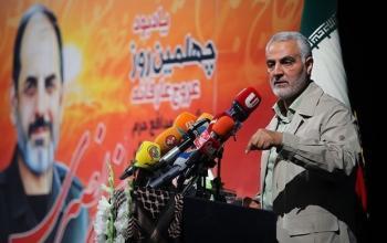 سردار سلیمانی: کدام دیپلماسی میتواند کار خون شهید نصیری و تقویها را انجام دهد