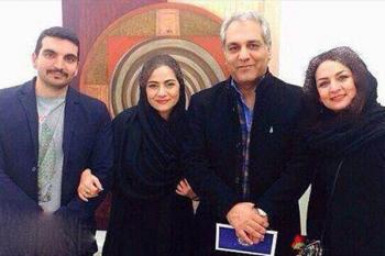 گفتگو با شهرزاد مدیری دختر مهران مدیری +تصاویر