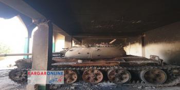 بلایی که داعش بر سر مرقد یونس نبی و مقام حضرت عباس در موصل آورد!+تصاویر
