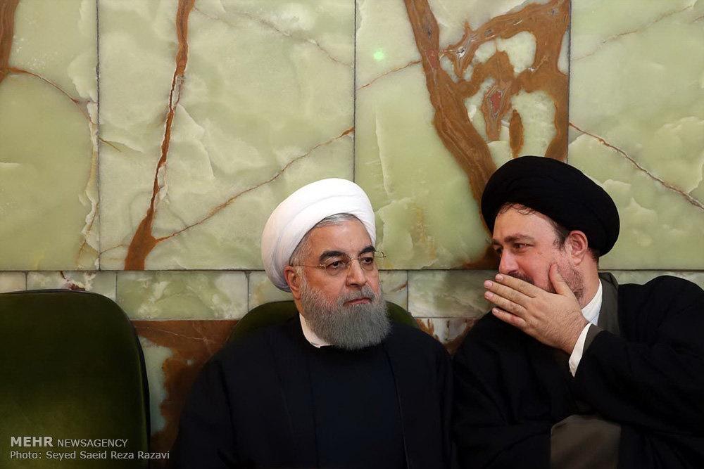 پیشگویی مرگ مرموزی که حسن خمینی به روحانی خبر داد