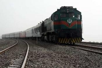 فوری/ قطار اهواز- قم از ریل خارج شد