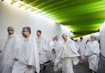 علت پیادهروی حجاج قبل از اعزام به عربستان!