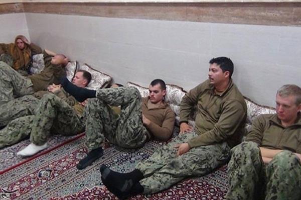 روایتی تازه از تماس جان کری با ظریف پس از بازداشت ملوانهای آمریکایی