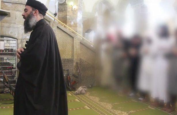 ابوبکر بغدادی هنوز زنده است