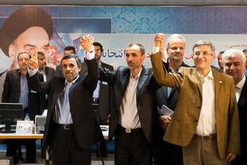واکنش احمدی نژاد به اعتصاب غذای بقایی