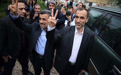 واکنش احمدینژاد به اتهامات سخنگوی قوه قضائیه علیه بقایی
