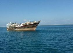 فوری/ شناور عربستانی در آبهای بوشهر توقیف شد