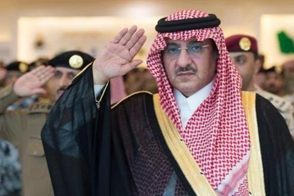 تصاویر جدید از حبس خانگی ولیعد برکنار شده عربستان