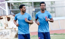 جوسازی رسانهای صهیونیستها علیه ۲ فوتبالیست ایرانی
