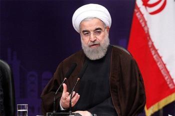 واکنش روحانی به تصویب تحریمهای جدید در مجلس نمایندگان آمریکا