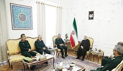 روایت رئیس سازمان بسیج  از جلسه فرماندهان سپاه با رئیس جمهور