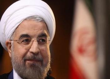 روحانی آب پاکی را روی دست آمریکاییها ریخت + عکس