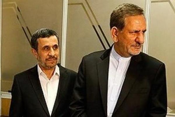 جایگاه احمدی نژاد و جهانگیری در نظرسنجی نامحبوبترین سیاستمدار ایرانی!