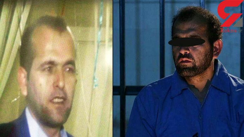فوری /قاتل آتنا در بازداشتگاه خودکشی کرد + عکس