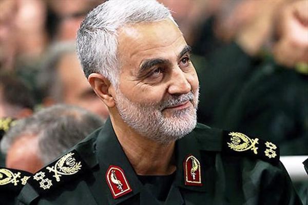 صفحه سردار سلیمانی منتشر کرد: فیلمی غرورانگیز از قدرت نظامی ایران