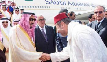 صورتحساب حیرت آور سفر ملک سلمان به مراکش