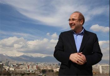 اولین حضور جنجالی «قالیباف» در تلویزیون بعد از انتخابات