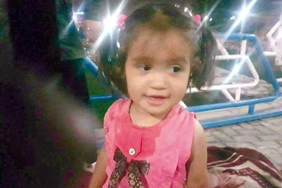 ناپدید شدن کودکی دیگر خبرساز شد