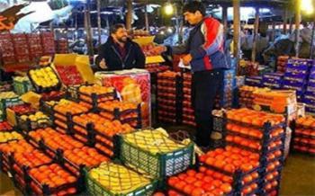 فروش پرتقال تنظیم بازار شب عید در تابستان