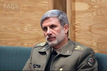 سیزدهمین وزیر دفاع از ارتش میآید