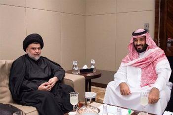 اولین توضیحات مقتدی صدر در مورد دیدارش با ولیعهد عربستان